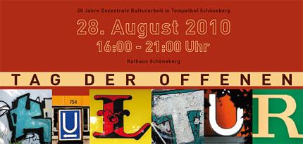 Tag der offenen Kultur 2010