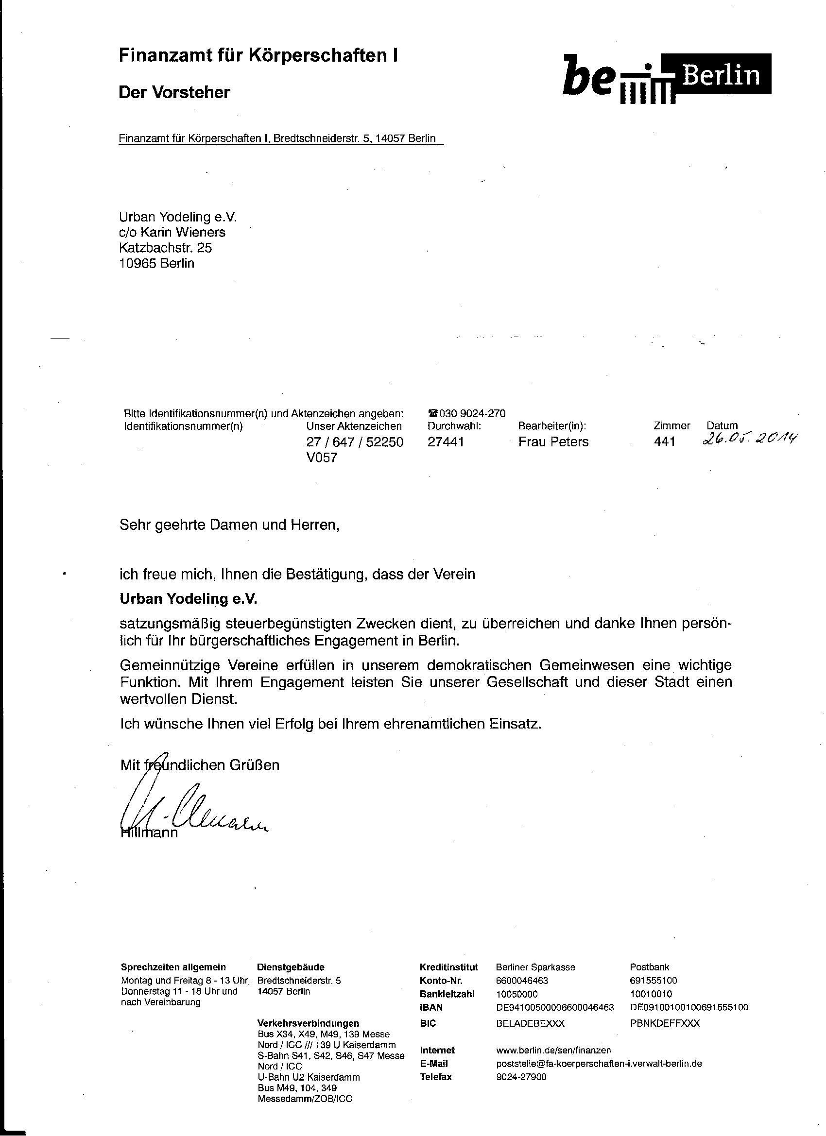 Gemeinnützigkeit_Finanzamt_Danke