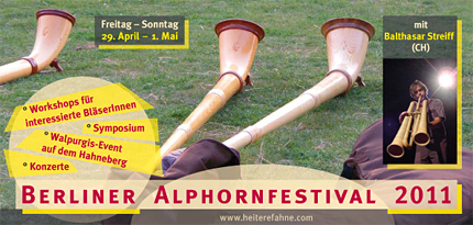 Alphornfestival 2011