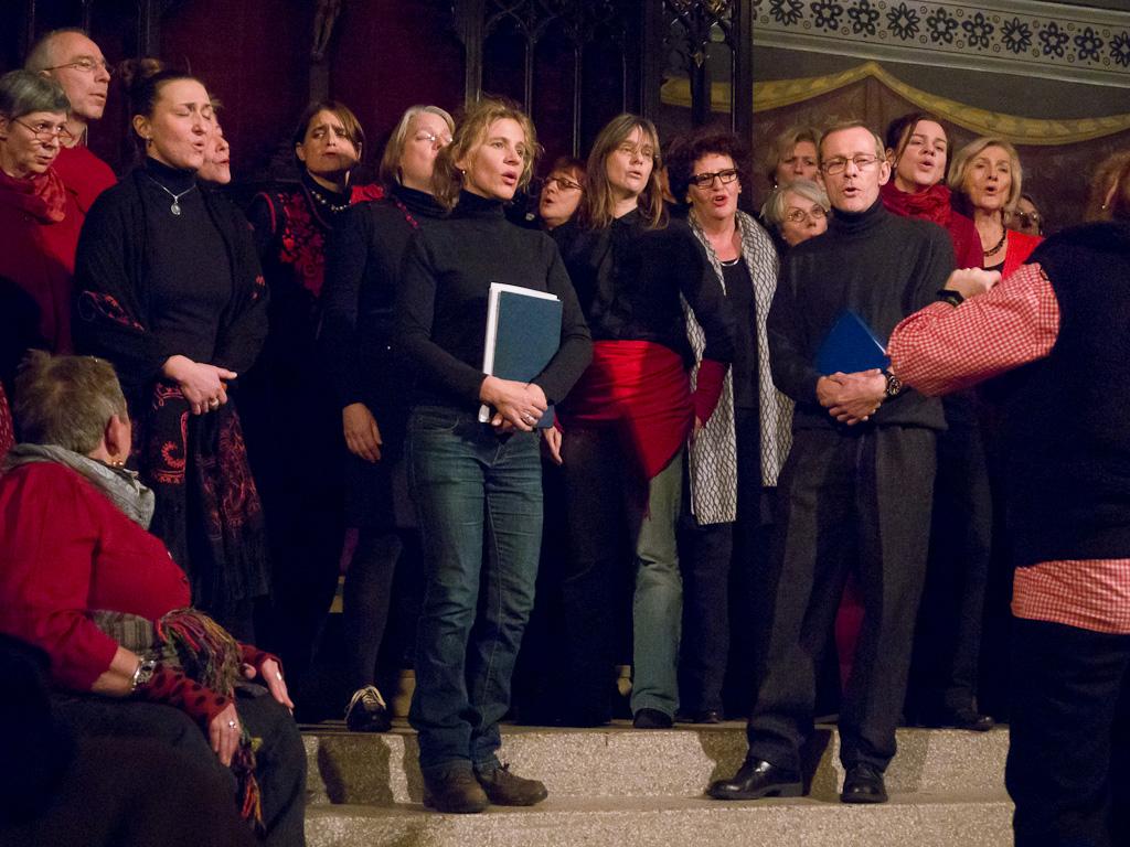Jodel Konzert in der Osterkirche