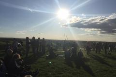 2018 - 11. Alphorn- und Jodeltreffen auf dem Hahneberg