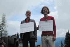 2014 - Wandern und Jodeln auf dem Dachstein