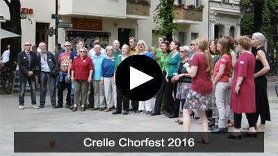 Crelle-Chorfest 2016