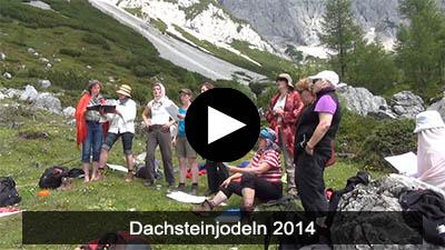 Video-Vorschau-Bild: Jodeln auf dem Dachstein 2014