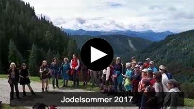 Jodelsommer 2017