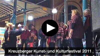 Video-Vorschau-Bild: Kreuzberger Kunst- und Kulturfestival 2011